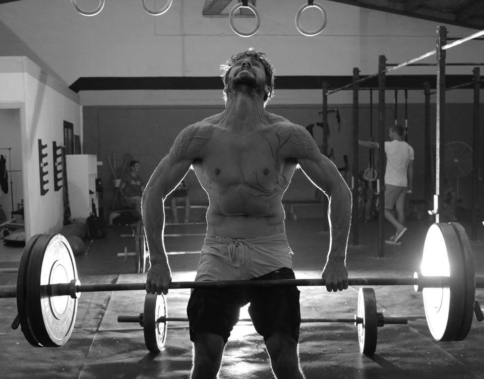 CrossFit Cronulla snatch