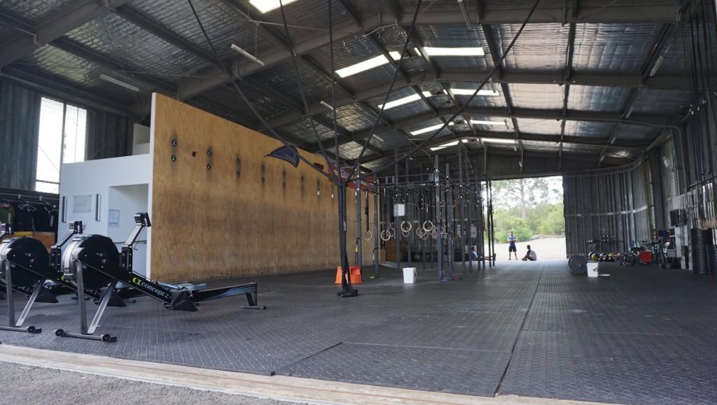 sydney box tour series crossfit north head