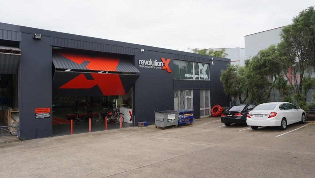 CrossFit RevX