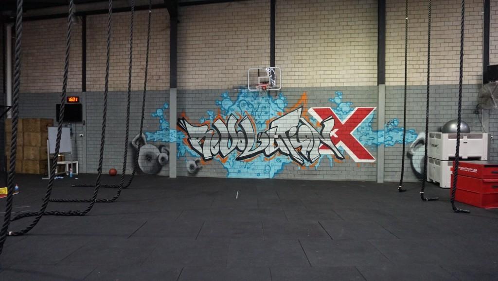 crossfit revolution x