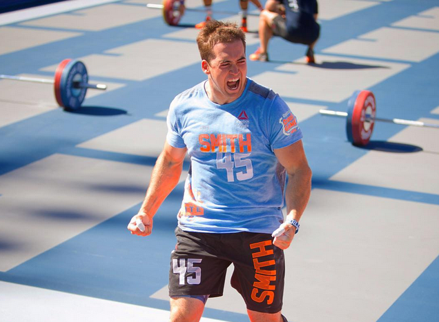 2015 crossfit games day 2
