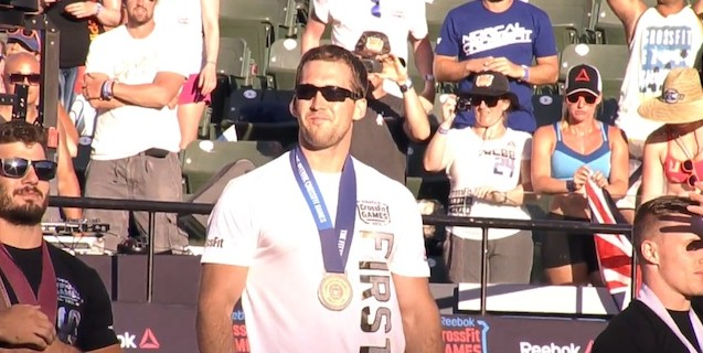 2015 crossfit games final results mens ben smith