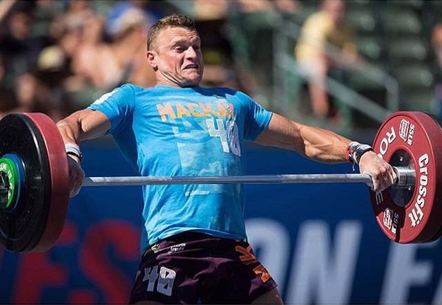 chad mackay withdraws from crossfit games