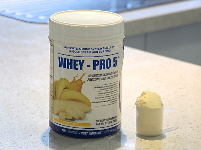 pnp supplements whey-pro 5 protein