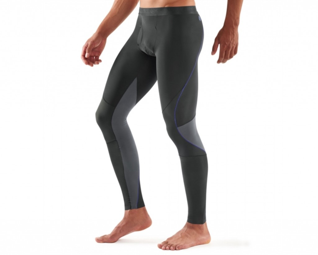 SKINS RY400 Men's Recovery Compression Long Tights 1