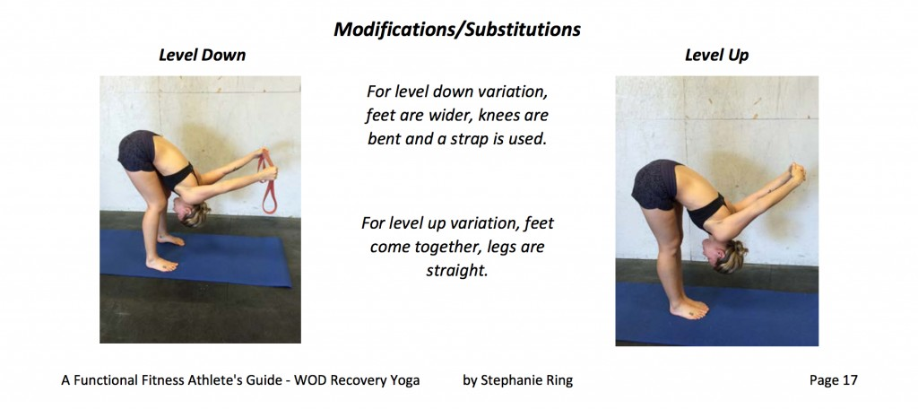 WOD Recovery Yoga