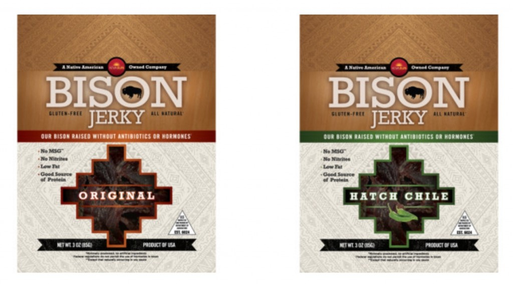 kivasun bison jerky review