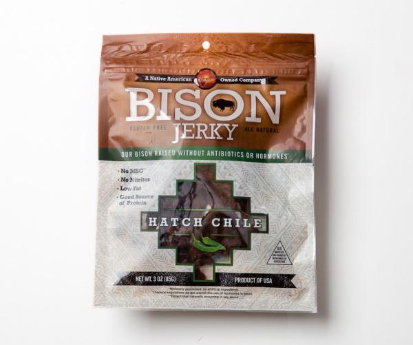 kivasun bison jerky