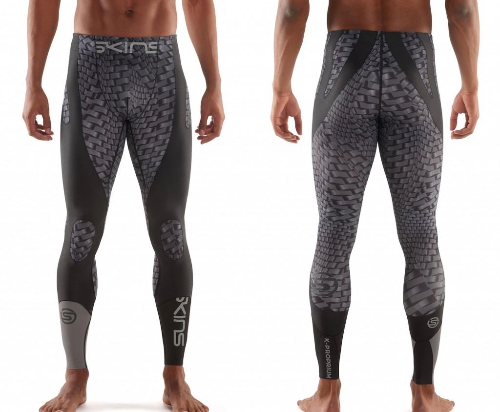 SKINS K-Proprium compression tights skins k-proprium compression tights