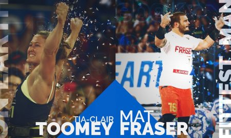 2017 CrossFit Games Winners