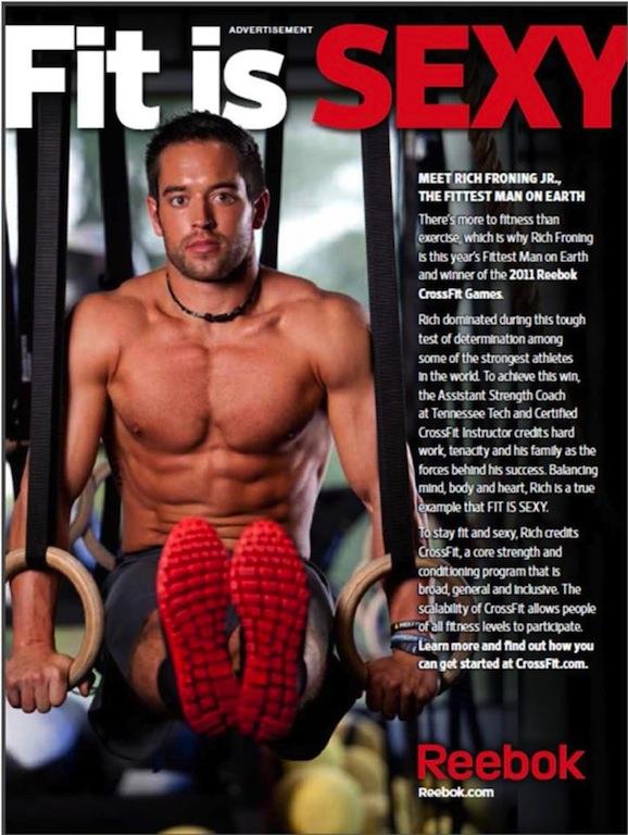 ce9c90c48c4d33 Rich Froning Jr. CrossFit s Sexiest Man Alive