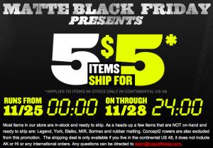 Black Friday Let The Sales Begin