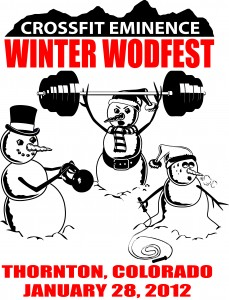 CrossFit Eminence Winter WODFest