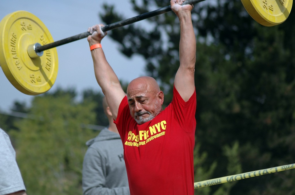CrossFit Games Masters Event