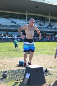 Dave Buckley CrossFit Games 2010