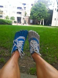 Vibram Speed Feet