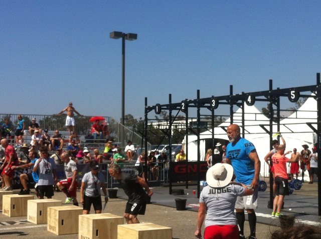 2012 CrossFit Games Masters Event