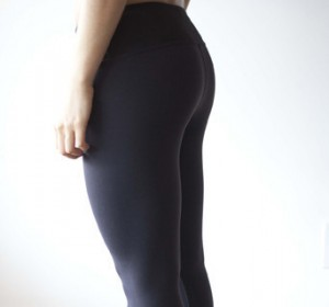 WOD Gear Black & Quilted Crop Pants