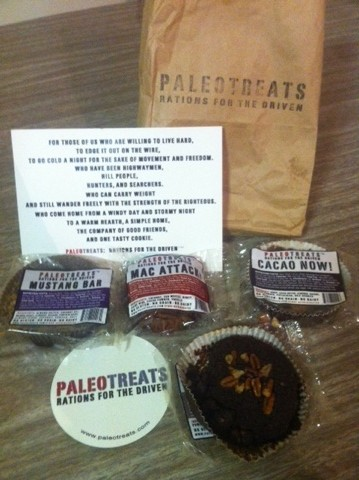 Paleo Treats Pack