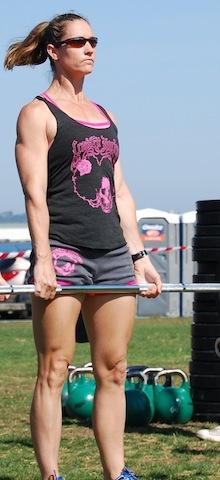 Megan Smith CrossFit 2
