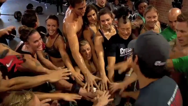 CrossFit Invitational: Team USA