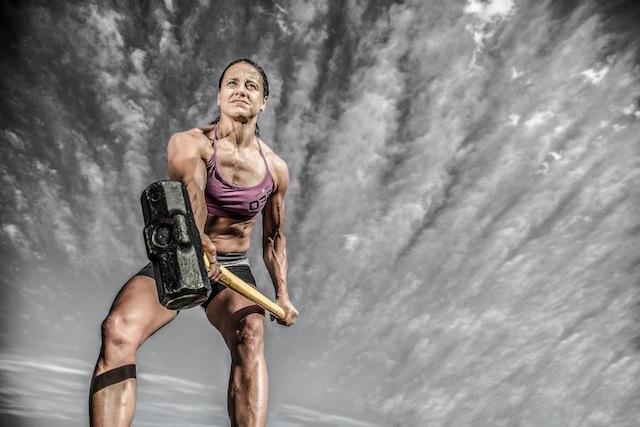 Cheryl Brost CrossFit Games Altrient Spokesperson