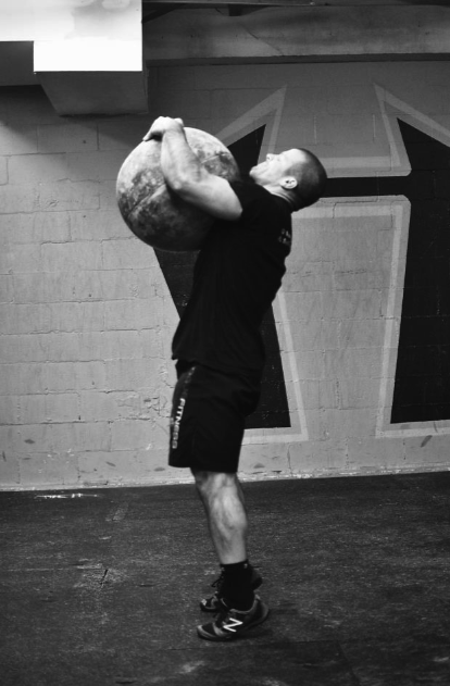 Rob Orlando Strongman Training
