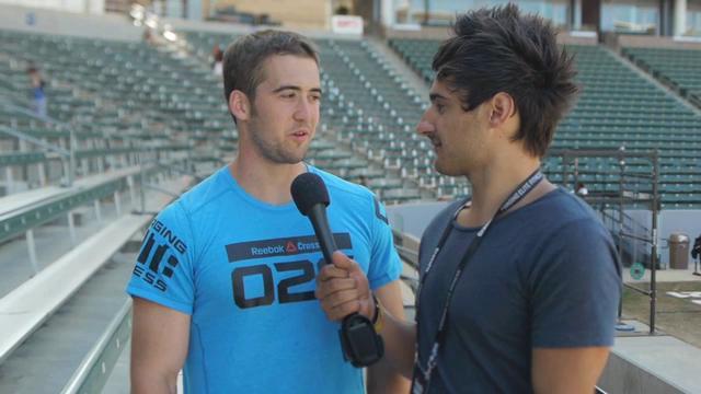 Ben Smith Opens CrossFit Krypton