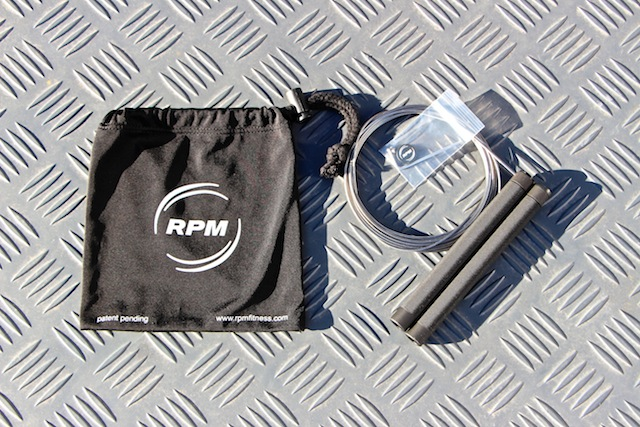 RPM Speed Rope as it Comes