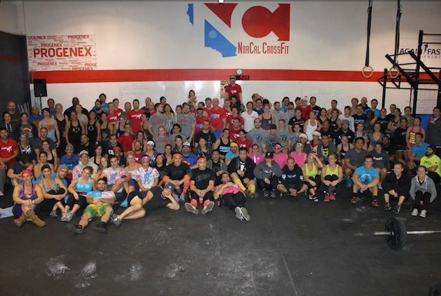 NorCal CrossFit Members in Kenya