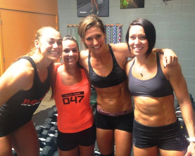 Andrea Ager CrossFit