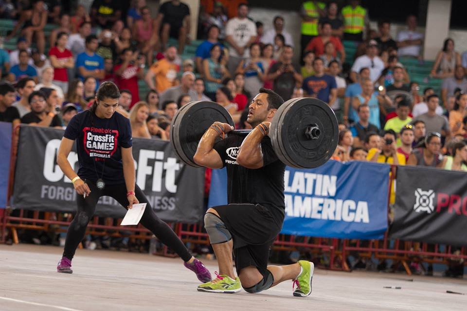 2013 CrossFit Latin America Regional (Image courtesy of CrossFit's Facebook Page).