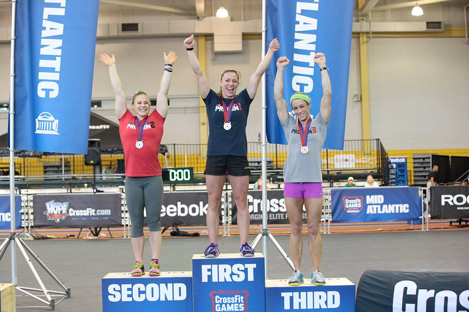 2013 CrossFit Mid Atlantic Regional (Image courtesy of CrossFit's Facebook Page).