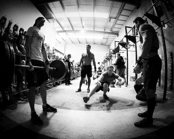 CrossFit Never Quit Showdown 2013