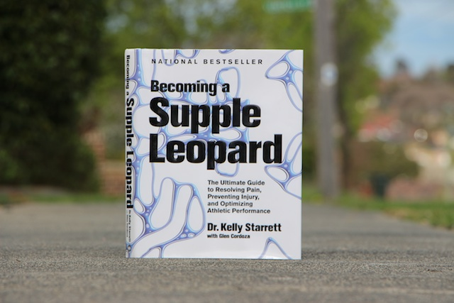 Kelly Starrett's 'Becoming a Supple Leopard""