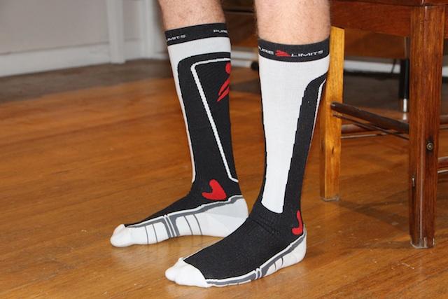 Pure Limits Compression Socks