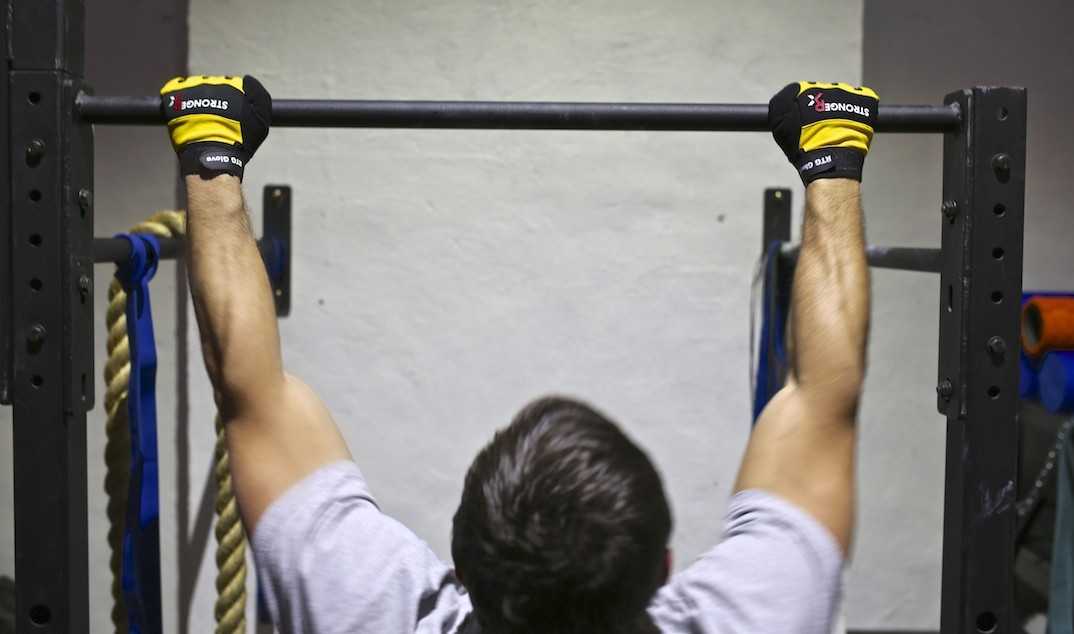 Coaching Tips: Kipping Pull-ups