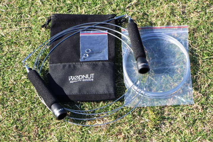 The Wodnut Velocity Jump Rope