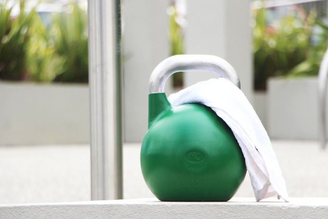 NC Fitness Kettlebell Review
